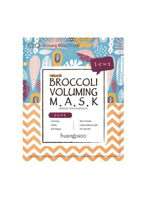 Broccoli Plumping Mask
