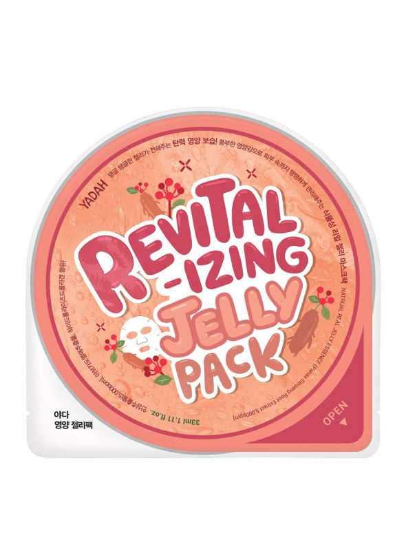 Revitalizing Jelly Pack