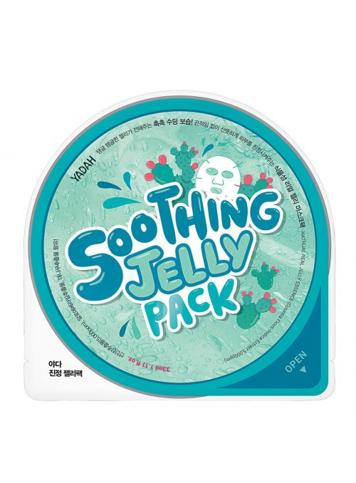 Soothing Jelly Pack