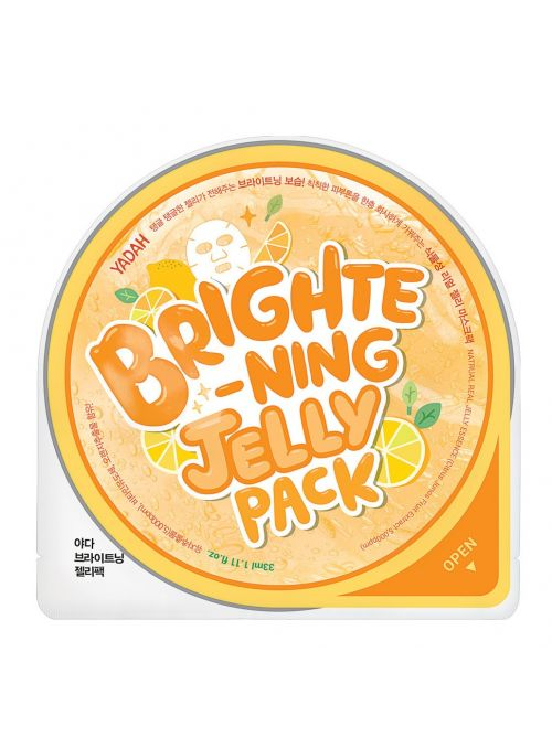 Brightening Jelly Pack