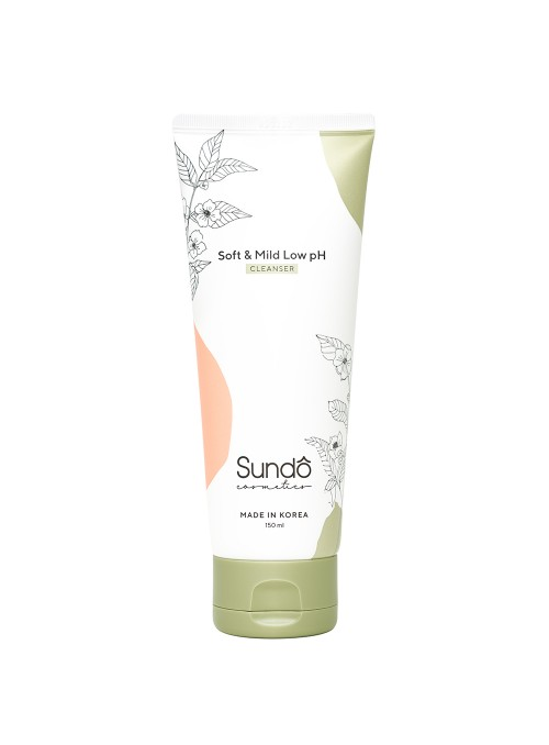 Soft & Mild Low pH Cleanser