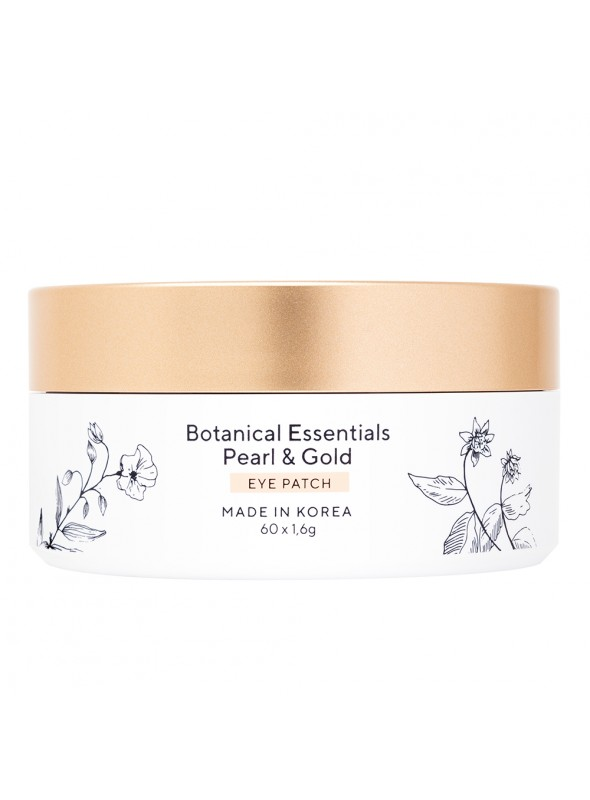 Botanical Essentials Pear & Gold Eye Patch