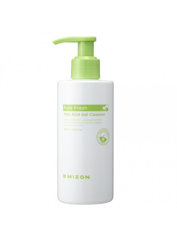 Pore Fresh Mild Acid Gel Cleanser