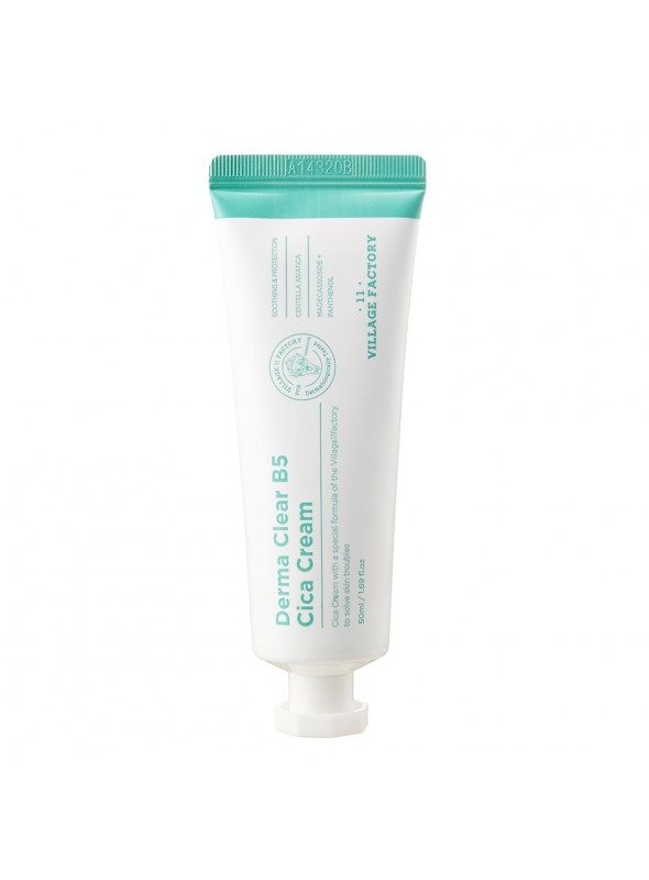 Derma Clear B5 Cica Cream