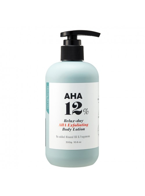 Relax-day AHA Exfoliating Body Lotion
