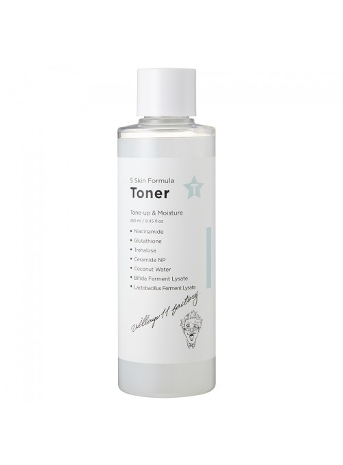 T Skin Formula Toner