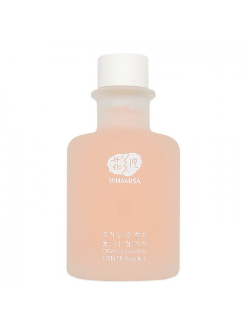 Organic Flowers Toner - Deep Rich