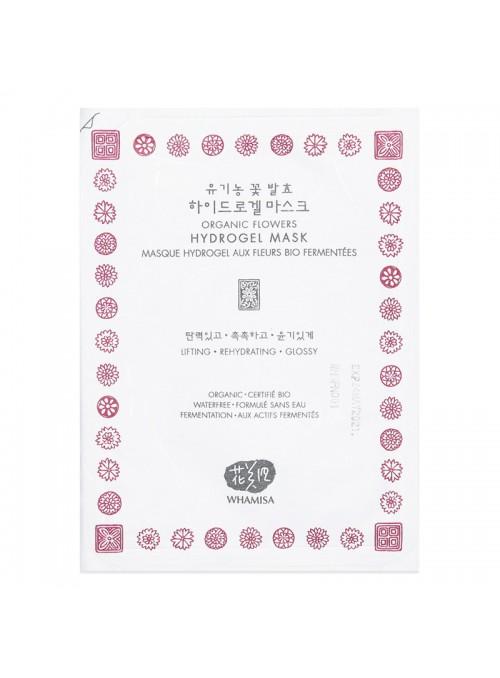 Organic Flowers Hydrogel Sheet Mask
