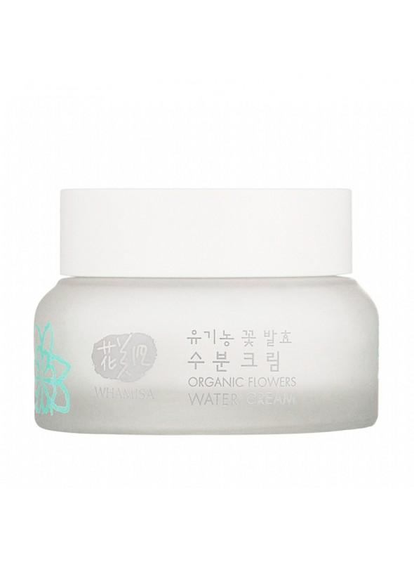 Organic Flowers Water Cream