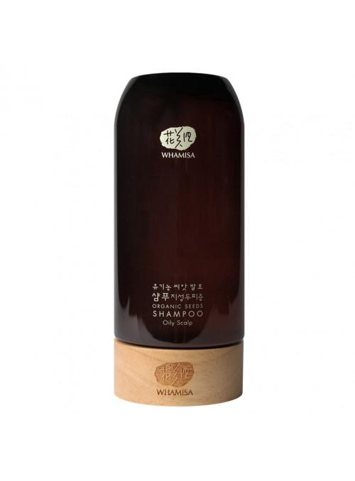 Organic Seeds Shampoo - Oil Scalp