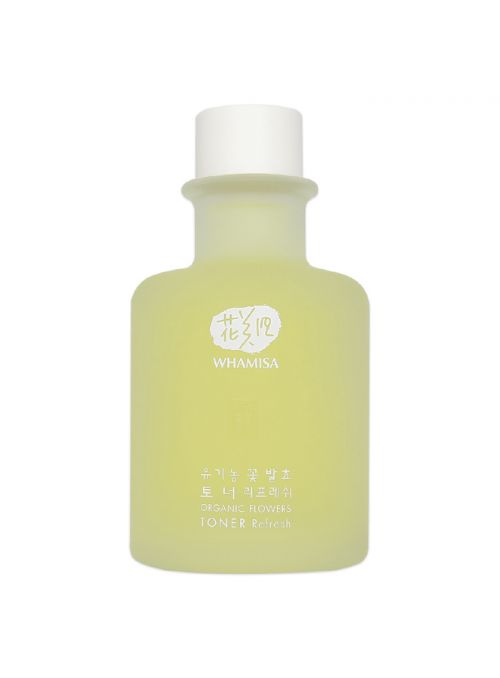 Organic Flowers Toner - Refresh