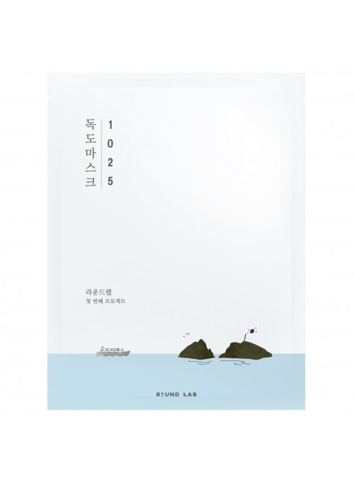 1025 Dokdo Mask Sheet