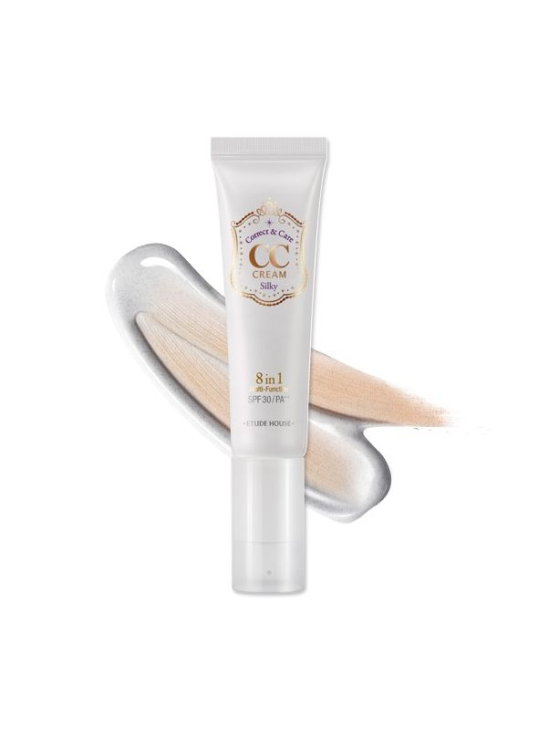 Correct & Care CC Cream Silky