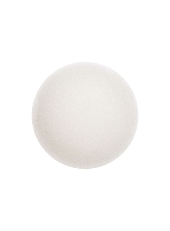 Konjac Cleansing Puff - White Clay