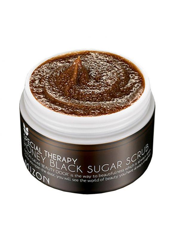 Honey Black Sugar Scrub