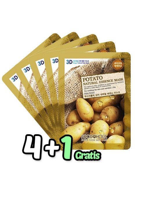 Potato Essence Mask Pack