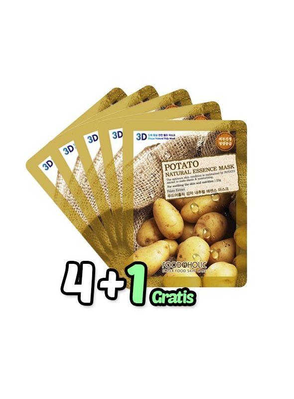 Patata Essence Mask Pack