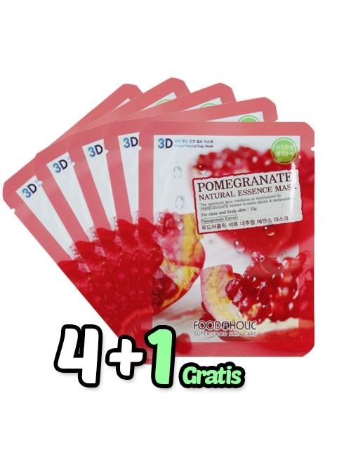 Pomegranate Essence Mask Pack