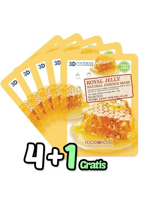 Royal Jelly Essence Mask Pack