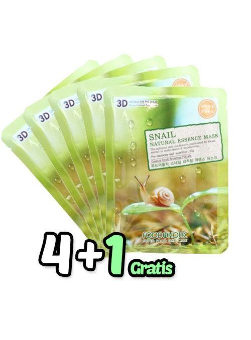 Snail Essence Mask Pack