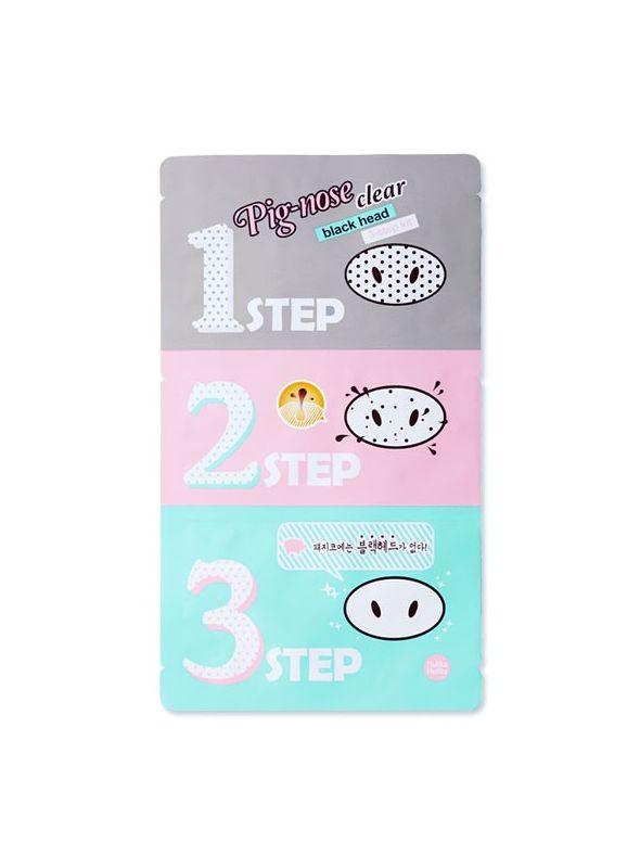 Pig-Nose Clear Blackhead 3-Step Kit