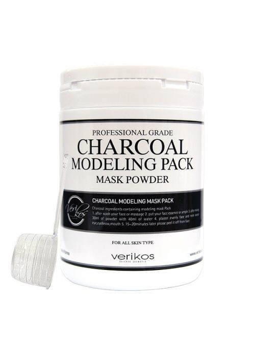 Charcoal modeling pack