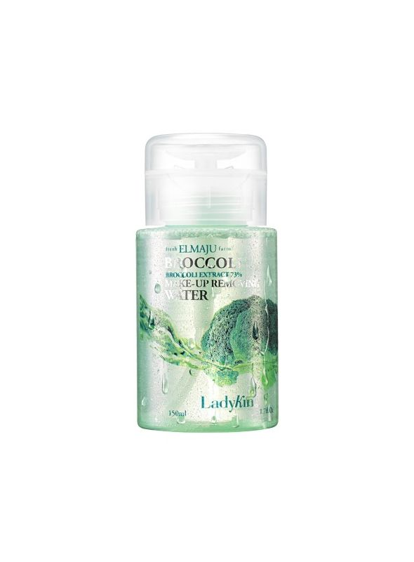Elmaju Broccoli MakeUp Remover Water