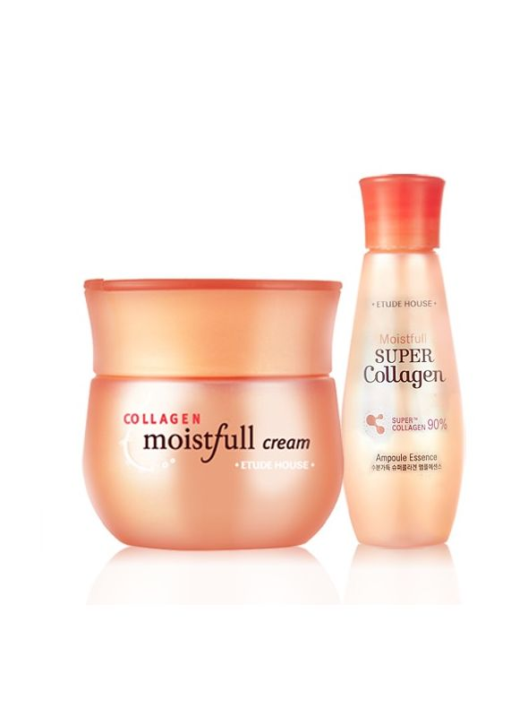 Collagen Moistfull Cream Set