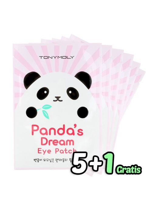 Panda's Dream Eye Patch Pack