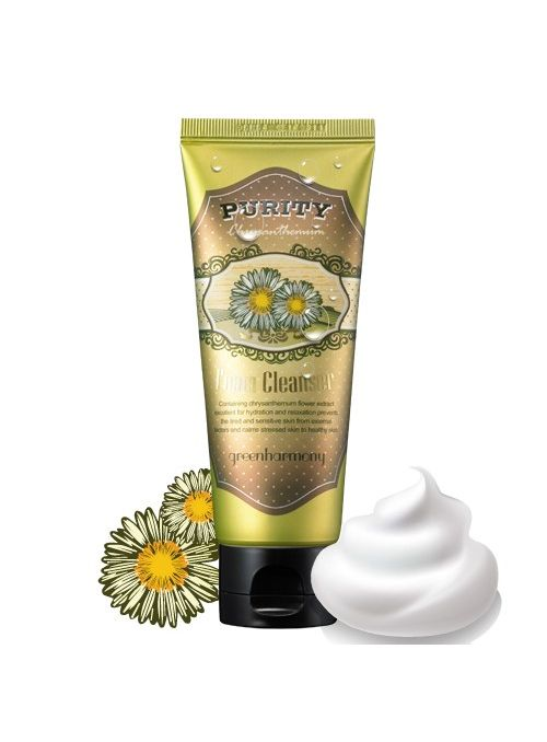 Purity Cleansing Foam Chrysanthemum