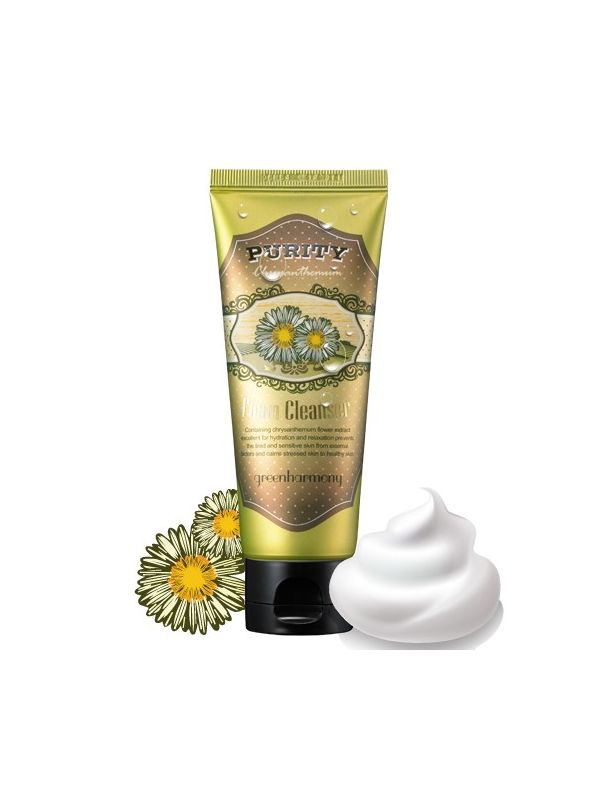 Purity Foam Cleanser Chrysanthemum