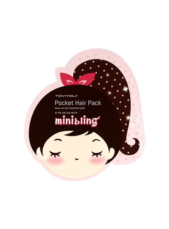 MiniBling Poket Hair Pack