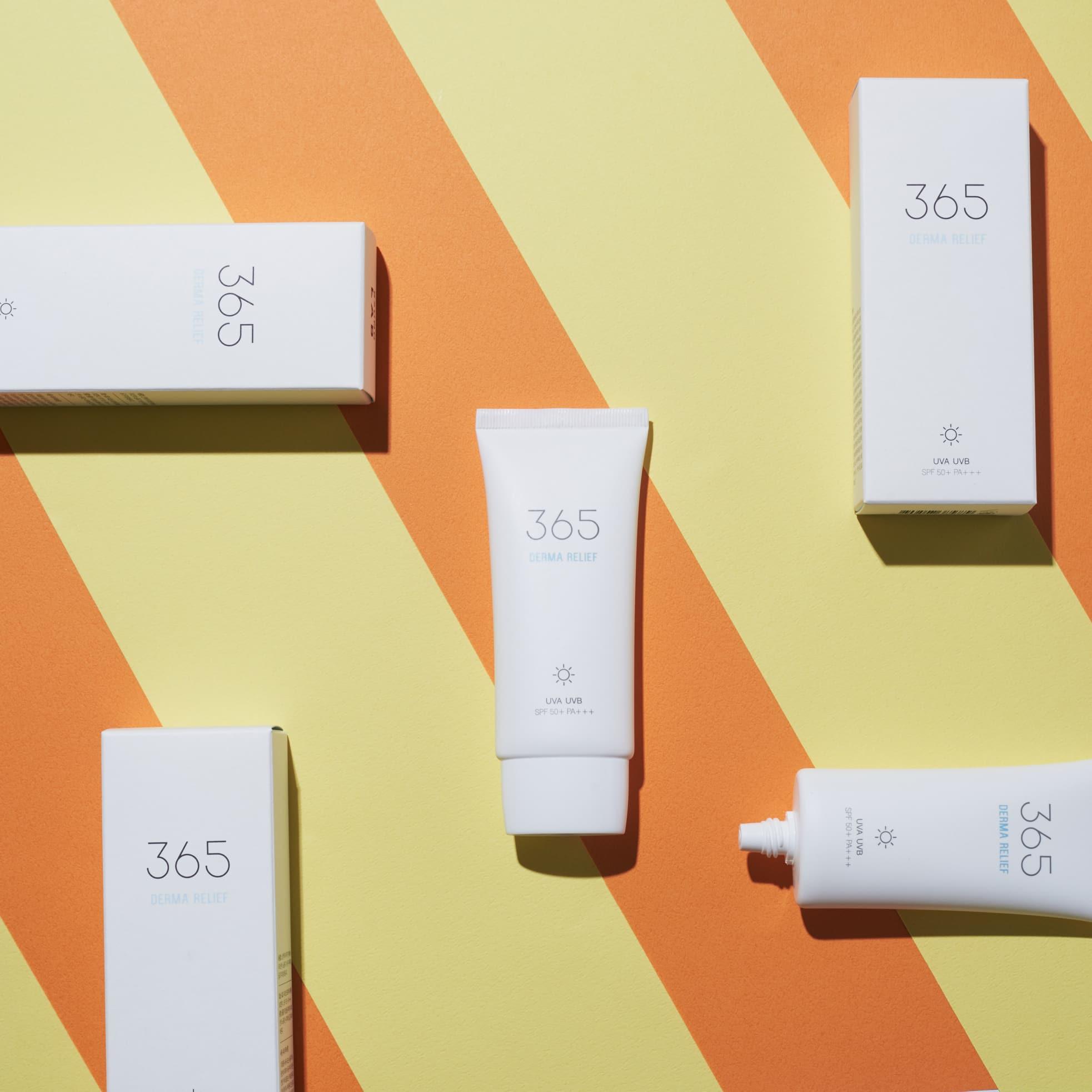 Round Lab 365 Derma Relief Sun cream4.jp
