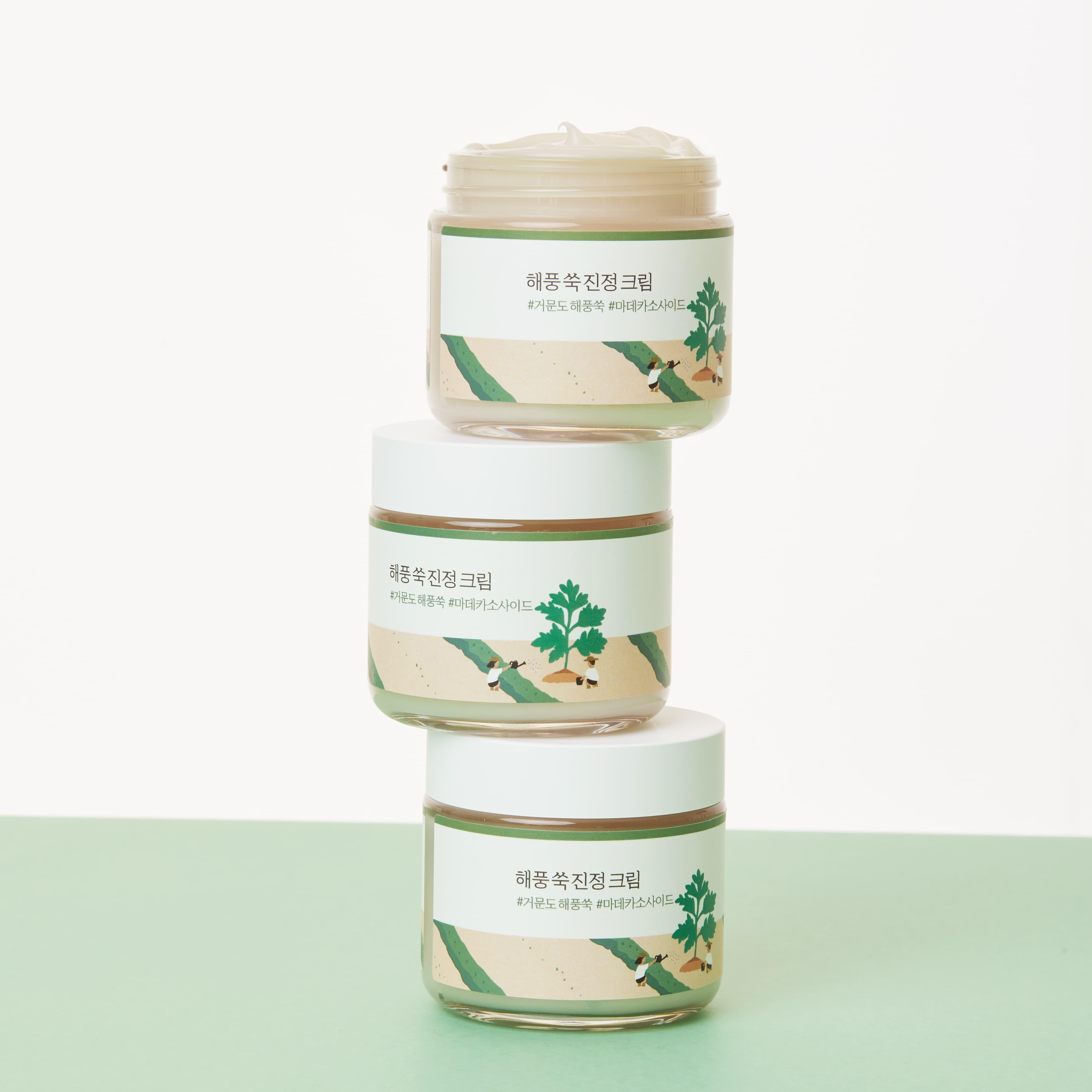 Round Lab Mugwort Calming cream.jpg